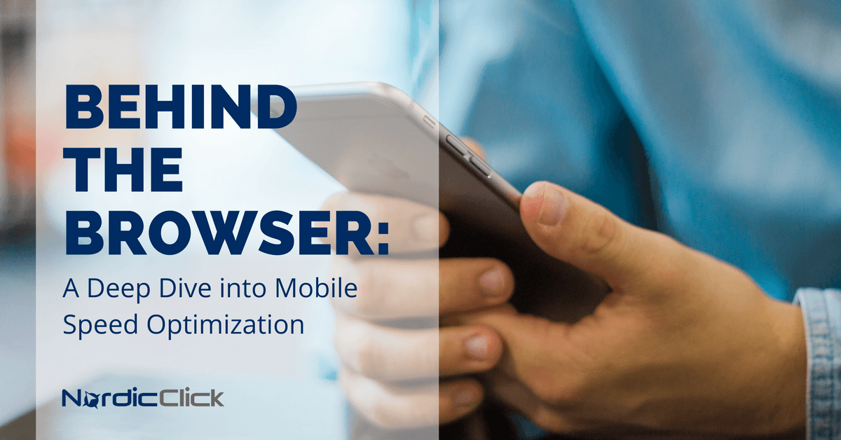 Behind the Browser: A Deep Dive into Mobile Speed Optimization