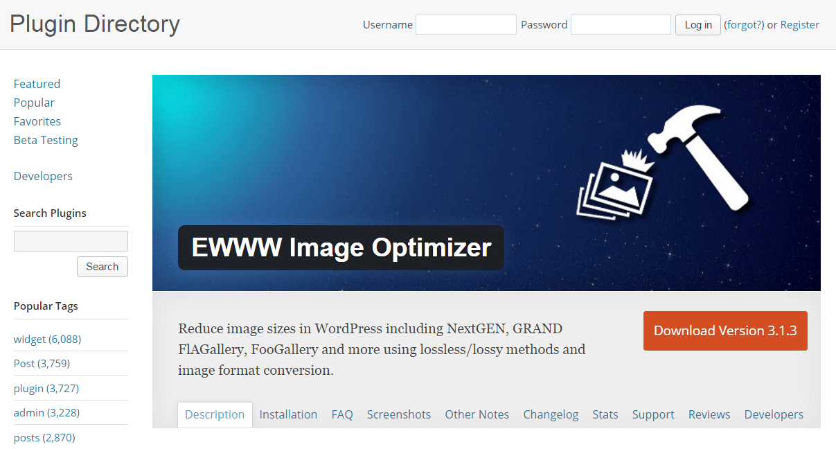 10-image-optimizer-plugin