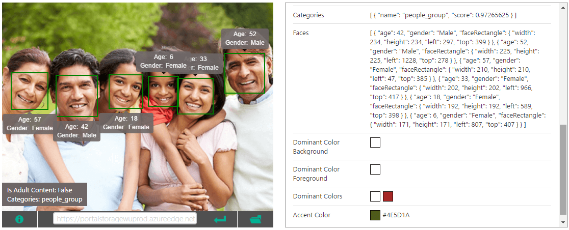 Microsoft Computer Vision - AI for Marketers