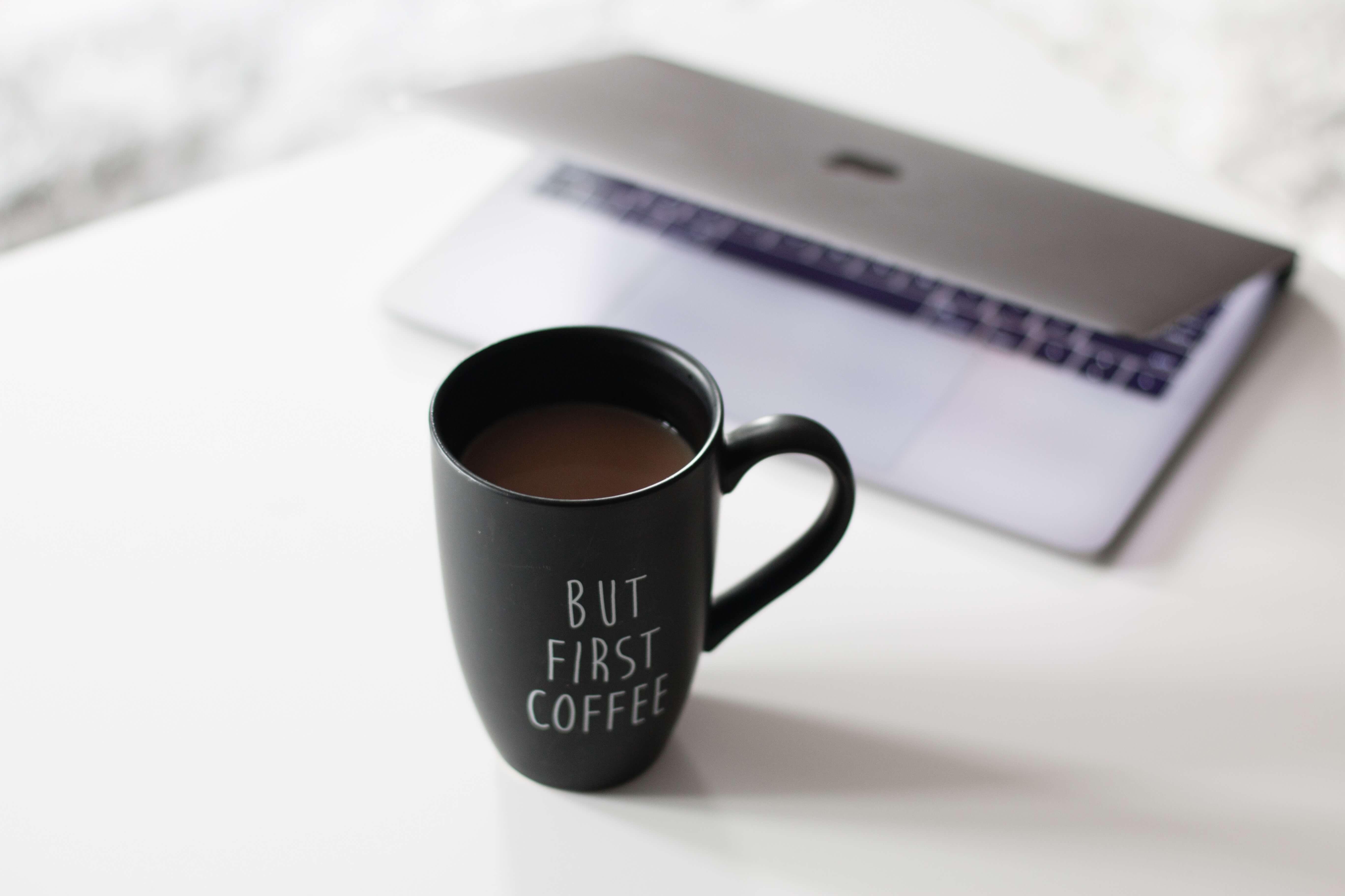 coffee - computer