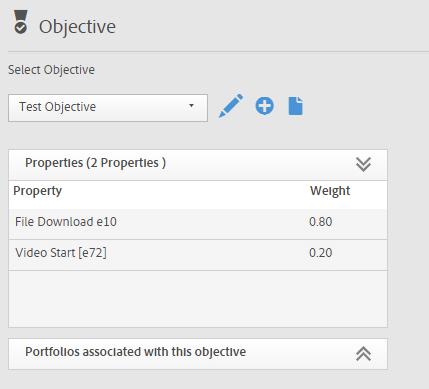 Portfolio Objectives